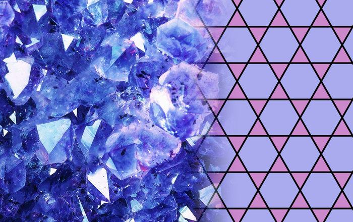 Как японский метод плетения корзин связан с созданием сверхпроводящего кристалла?