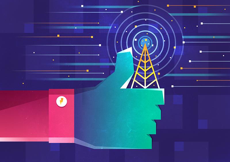 В России запустили первую опытную зону 5G
