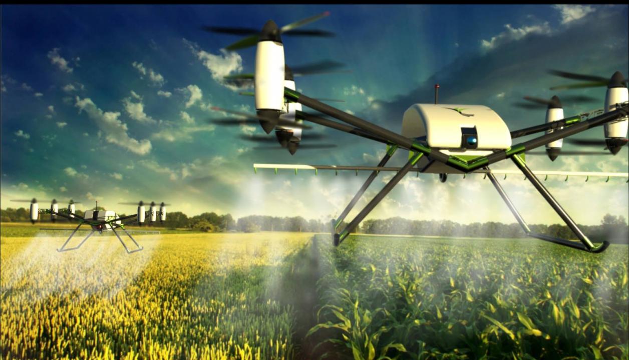 Глобальный рынок роботизированных систем для сельского хозяйства достигнет $5.7 миллиардов к 2024 году