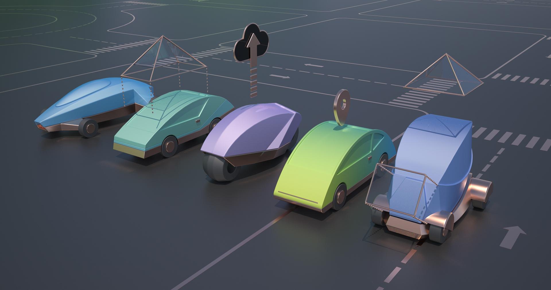 Подключенные автомобили — быстрорастущая платформа для инноваций